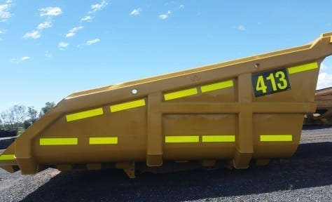 mine signs reflective number call id reflective tape fyg