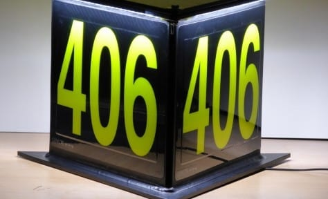 mine signs reflective number call id reflective tape fyg light box