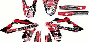 motorbike decal kit