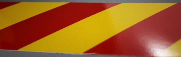 3M-3200-Series-Yellow-Red-Reflective-Tape-75mm