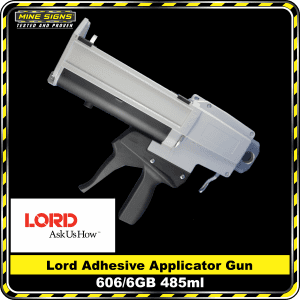 lord adhesive 606/6gb 485ml applicator gun