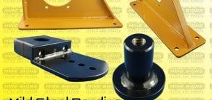 mild steel bending welding and rolling