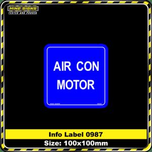 Air Con Motor