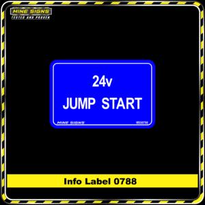MS - Info Labels in Draft on Website - 24v Jump Start 0788